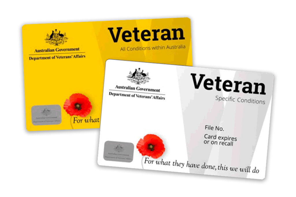 We help veterans and DVA clients